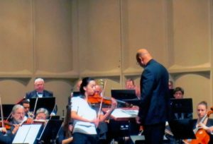Side by Side Concerts - Beaumont Symphony